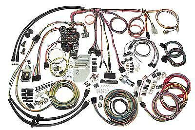 American Auto Wire 1955 1956 Chevy Classic Wiring Harness Kit # 500423