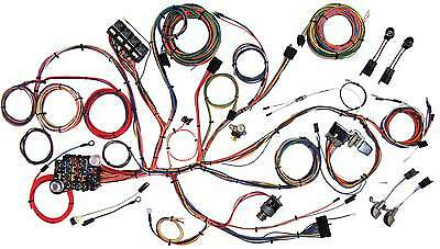 American Auto Wire 1964 1965 1966 Ford Mustang Wiring Harness 510125
