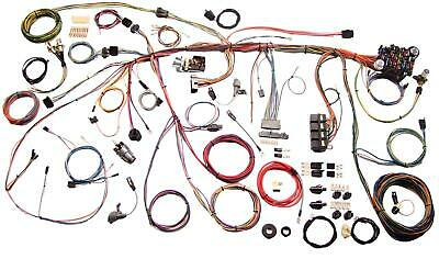 American Auto Wire 1969 Ford Mustang Wiring Harness # 510177