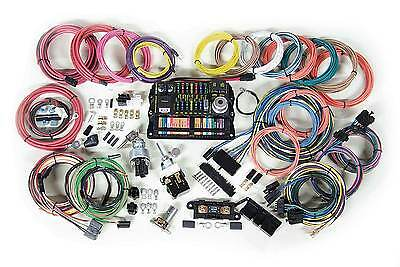 American Auto Wire Highway 22 Complete Universal Wiring Harness Kit # 500695
