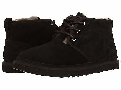New Men Ugg Australia Medium Boot Neumel Black 3236 Original