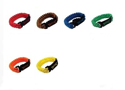 Paracord Rank Bracelet Martial Arts Karate Rank system