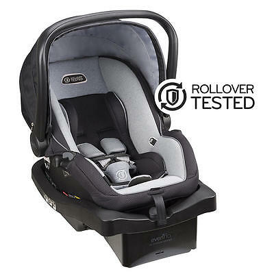 NIB Evenflo Platinum LiteMax 35 Infant Car Seat in Moon Shadow FREE GIFT LOOK!!!