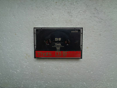 Vintage Audio Cassette THAT's CD/IIF 100 From 1990 - Fantastic Condition !!