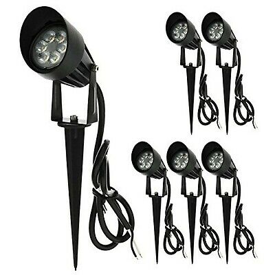 Ledwholesalers Low Voltage Led Outdoor Landscape Garden Metal Spot