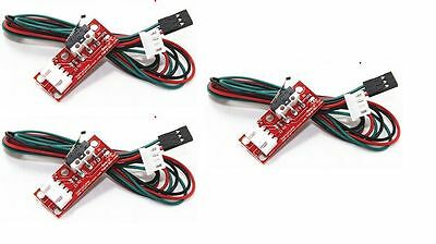 3D Printer Microswitch Endstop Switch - Switch & Cable - End Stop - Reprap