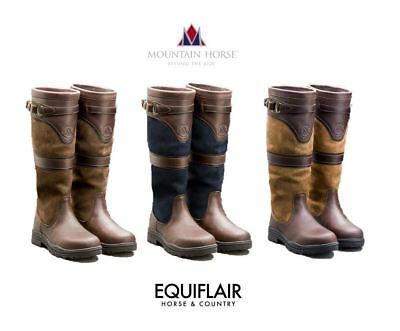 Mountain Horse Devonshire Waterproof Country Yard Riding Boots