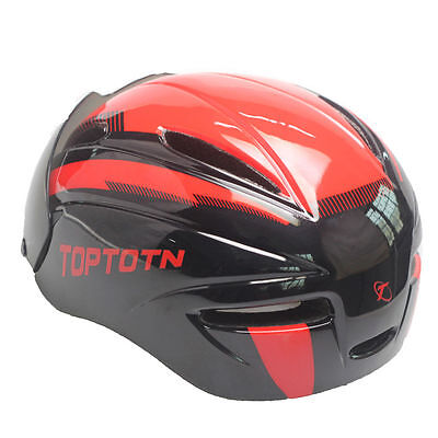 Mountain Bike Bicycle Cycling Riding MTB Helmet With Goggles Integrally