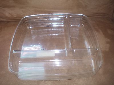 Longaberger Cake Basket Top 3-Way Divided Protector
