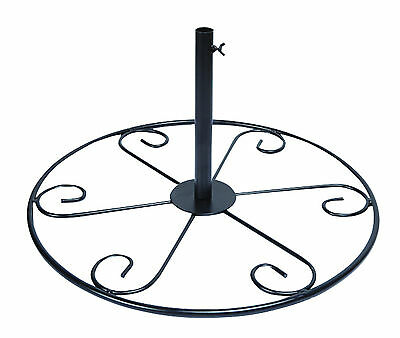 Gardman Steel Feeding Station Patio Stand Garden Patio Outdoors Dia. 36.5cm.