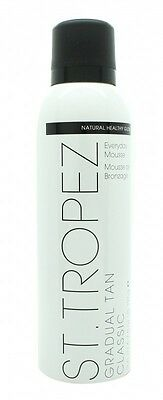 St. Tropez Everyday Gradual Tan Body Mousse 200Ml. New. Free Shipping