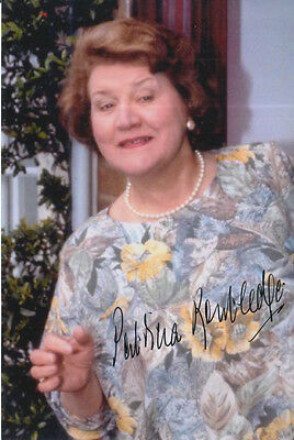 Patricia Routledge Hand Signed 6X4 Photo Keeping Up Appearances 4.