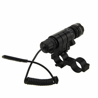 Au Stock Brand New Tactical Rifle Scope 532nm Laser With 2 Mounts (red light)