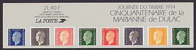 FRANCE - 1994 21f40 Stamp Day Booklet - UM / MNH