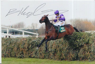 Brian Hughes Hand Signed Always Waining 6X4 Photo 1.
