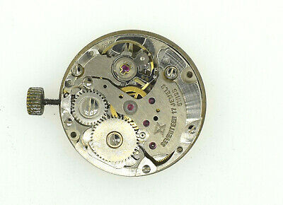 LUXOR AS 5150 Vintage Swiss Made Watch Movement Working (1320)