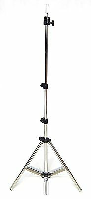 Adjustable Mannequin Tripod Stand (Heavy Duty Silver)