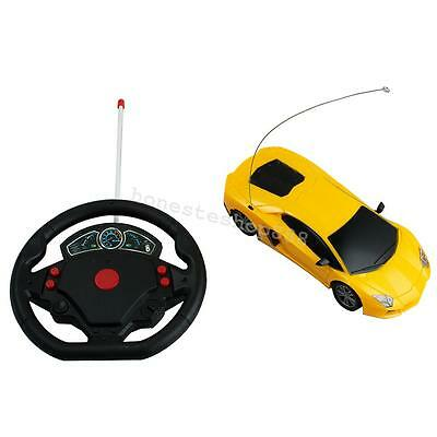 Mini steering Electric RC kid toy Remote Control Automobile Racing Car Toys uk