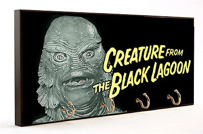 Creature of the Black Lagoon Key Hanger with Car Coaster