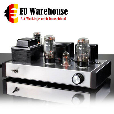 Douk Audio 6P3P Class A Single-ended Tube Amplifier Stereo HiFi Röhrenverstärker