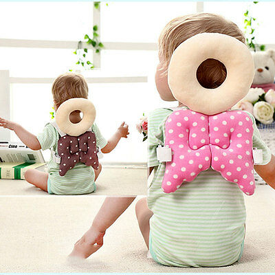 Head Neck Headrest Protection Wings Nursing Pillow Drop Resistance For Baby Kids