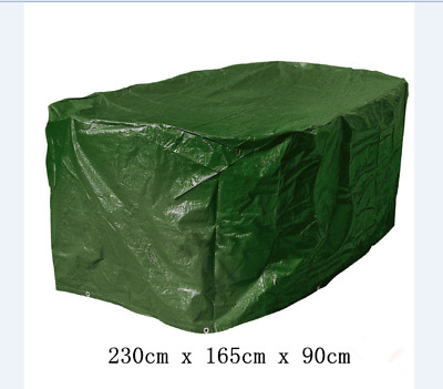 Large Waterproof Patio Set Winter Cover for Garden Furniture Table & Chairs