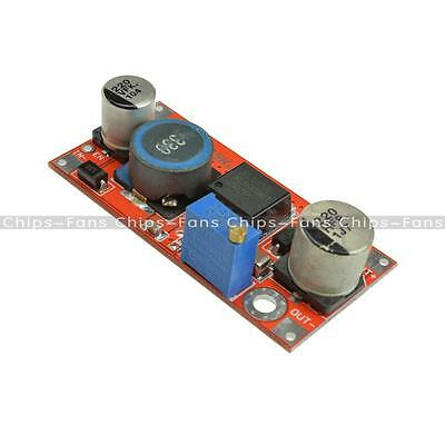 New XL6009 DC Adjustable Step up boost Power Converter Module Replace LM2577 CF
