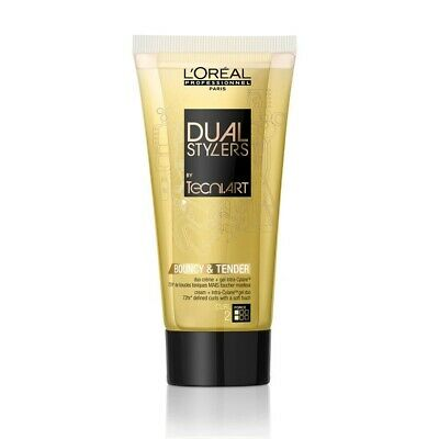 L'Oréal Professionnel Dual Stylers Tecni-Art Bouncy & Tender 150ml