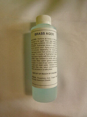 Brass Ager For Aging Brass Antique Brass
