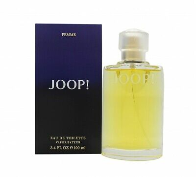 Joop! Femme Eau De Toilette Edt 100Ml Spray - Women's For Her. New