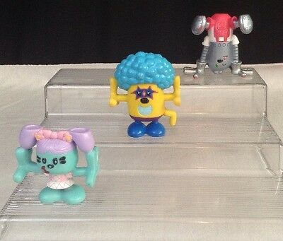 Lot Wow Wow Wubbzy Kooky Kollectibles toys Action Figures Mattel Fisher Price