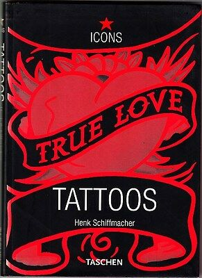True Love :tattoos Libro De Tatuajes
