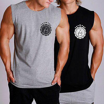 Sportswear men 39 s clothing clothing shoes accessories for Singlet shirt for mens