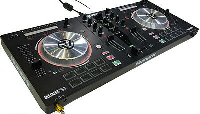 Numark Mixtrack Pro 3 All-In-One Controller Solution for Virtual DJ