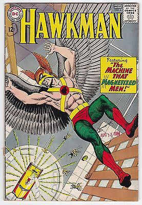 Hawkman #4 VG 4.0 Murphy Anderson Art First Appearance Of Zatanna!!
