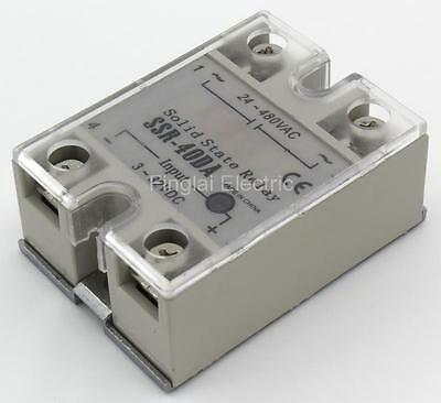 SSR-40DA single phase DC to AC 40A 480V solid state relay / SSR