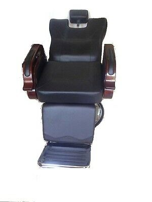 Hydraulic Barber Chair Hairdressing Chair Salon Station Threading Styling Adjust