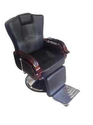 Hydraulic Barber Chair Hairdressing Beauty Threading Chair Reclining Adjustable