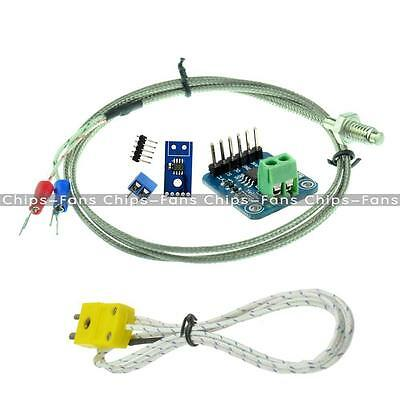 MAX31855 Temperature Development Module +K Type Thermocouple Sensor for Arduino