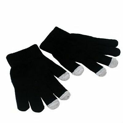 Sport Touch Screen Unisex Winter Gloves, Smartphone Tablet iPhone iPad S size