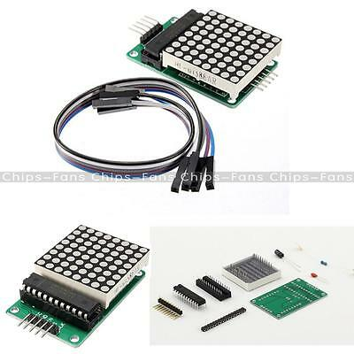 MAX7219 LED Dot matrix 8-Digit Digital Display Control Module for Arduino CF