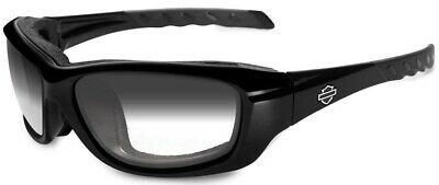 Harley-Davidson® Wiley-X Gravity Gloss Light Adjusting Sunglasses HDGRA05