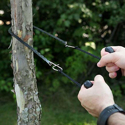 Portable Chain Saw For Outdoor Camping Hiking Emergency Survival Hand Tool