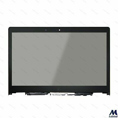 """14"""" LCD Touchscreen Display Assembly For Lenovo Yoga 3-1470 5D10H35588 1920x1080"""