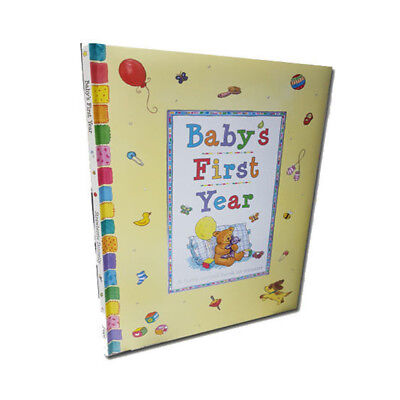 Baby's First Year by Strawberrie Donnelly [HB]A baby Record Book to Treasure NEW