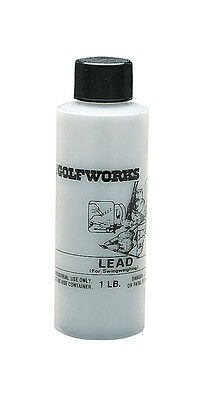 Powdered Lead - 1 lb Container