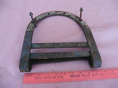 1 Antique Barn Door NO Roller Hanger Heavy Duty Vintage Horseshoe Style Vintage