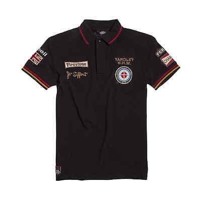 Warson Motors Polo Siffert Yardley BRM Black for Men