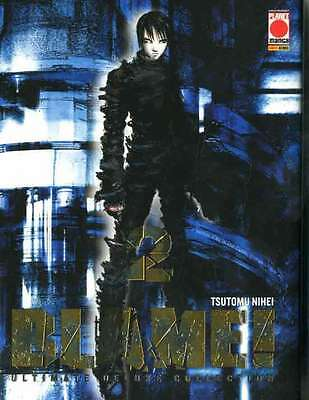 Planet Manga - Blame Deluxe Collection 2 - Ristampa -Nuovo !!!