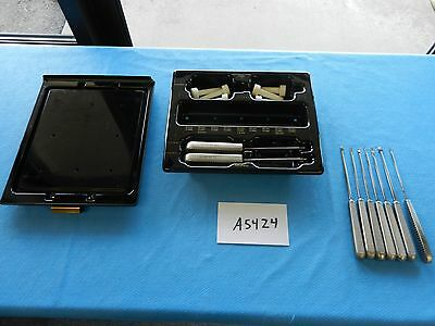 Acufex Surgical Arthroscopic Interference System Set  W/ Many Extras
